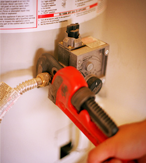 Our Folsom Plumbing Contractors do water heater repair